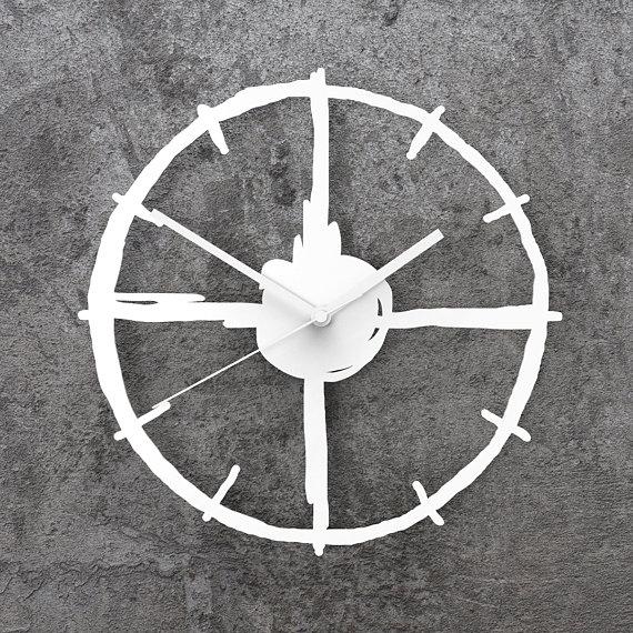 часы мишень